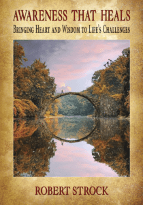 Awareness That Heals - Book Cover