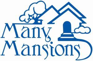 Many Mansions Logo